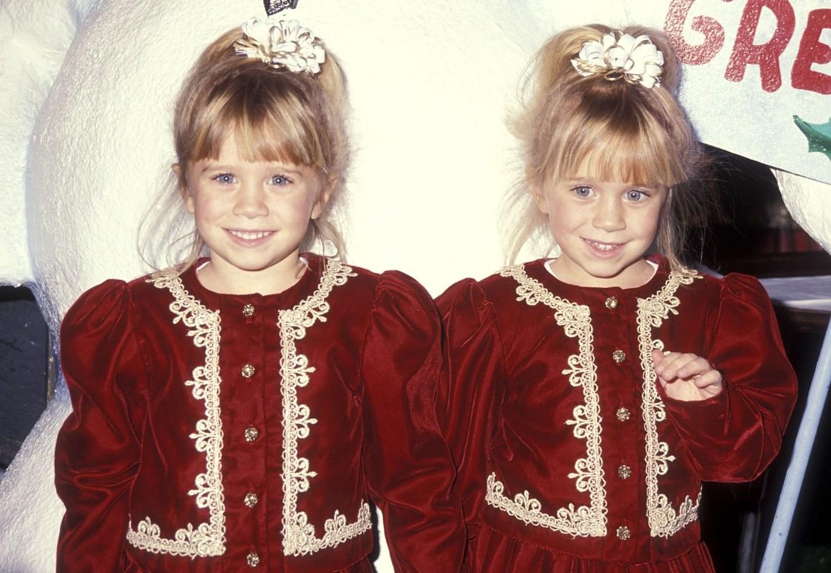 olsen twins 1991