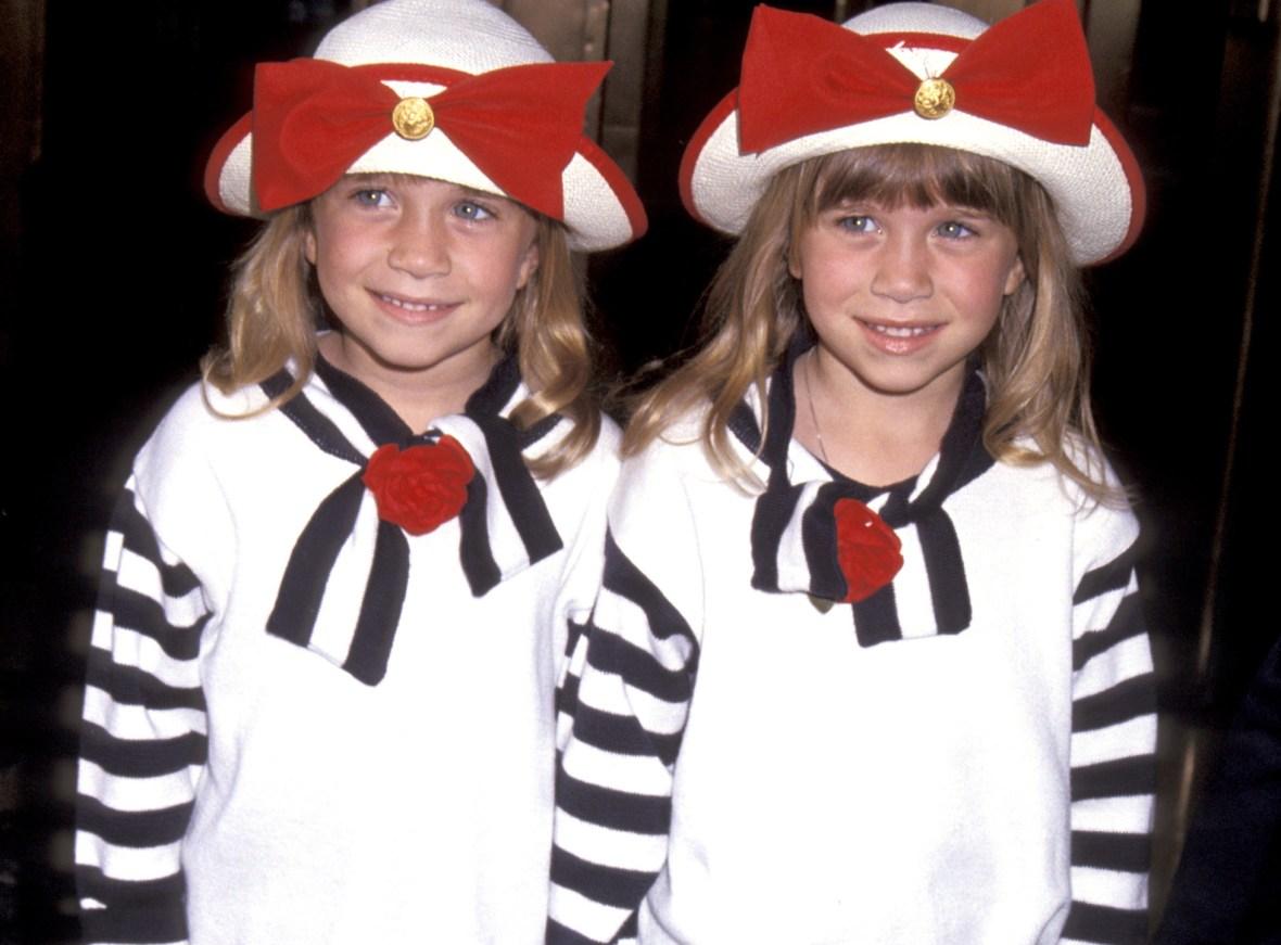 olsen twins hats