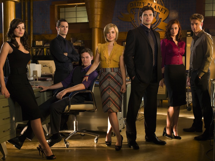 allison mack smallville cast — the cw