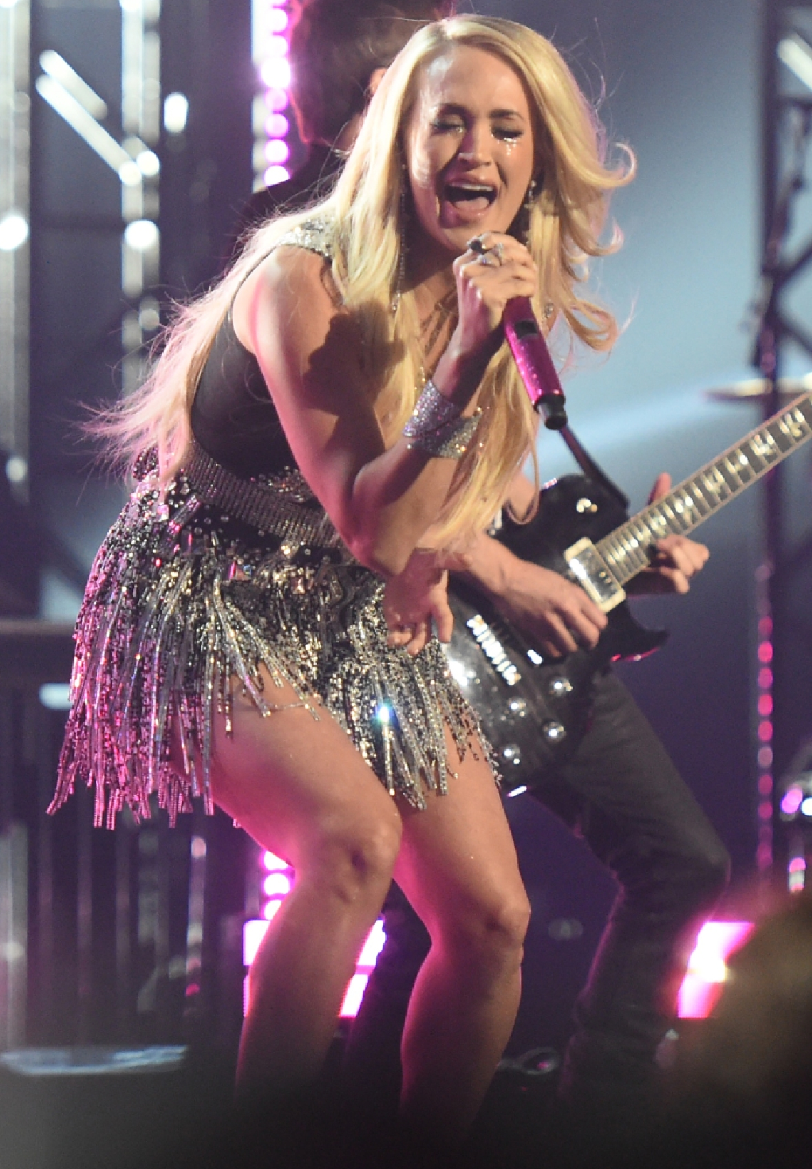 carrie underwood getty images