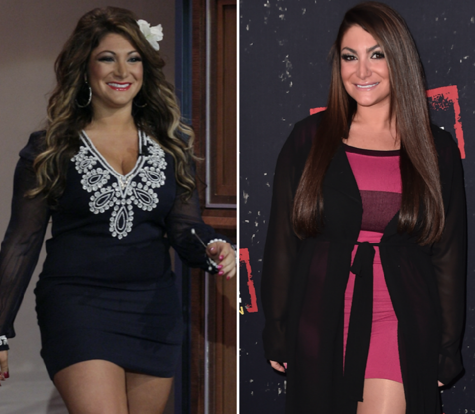 deena cortese before and after