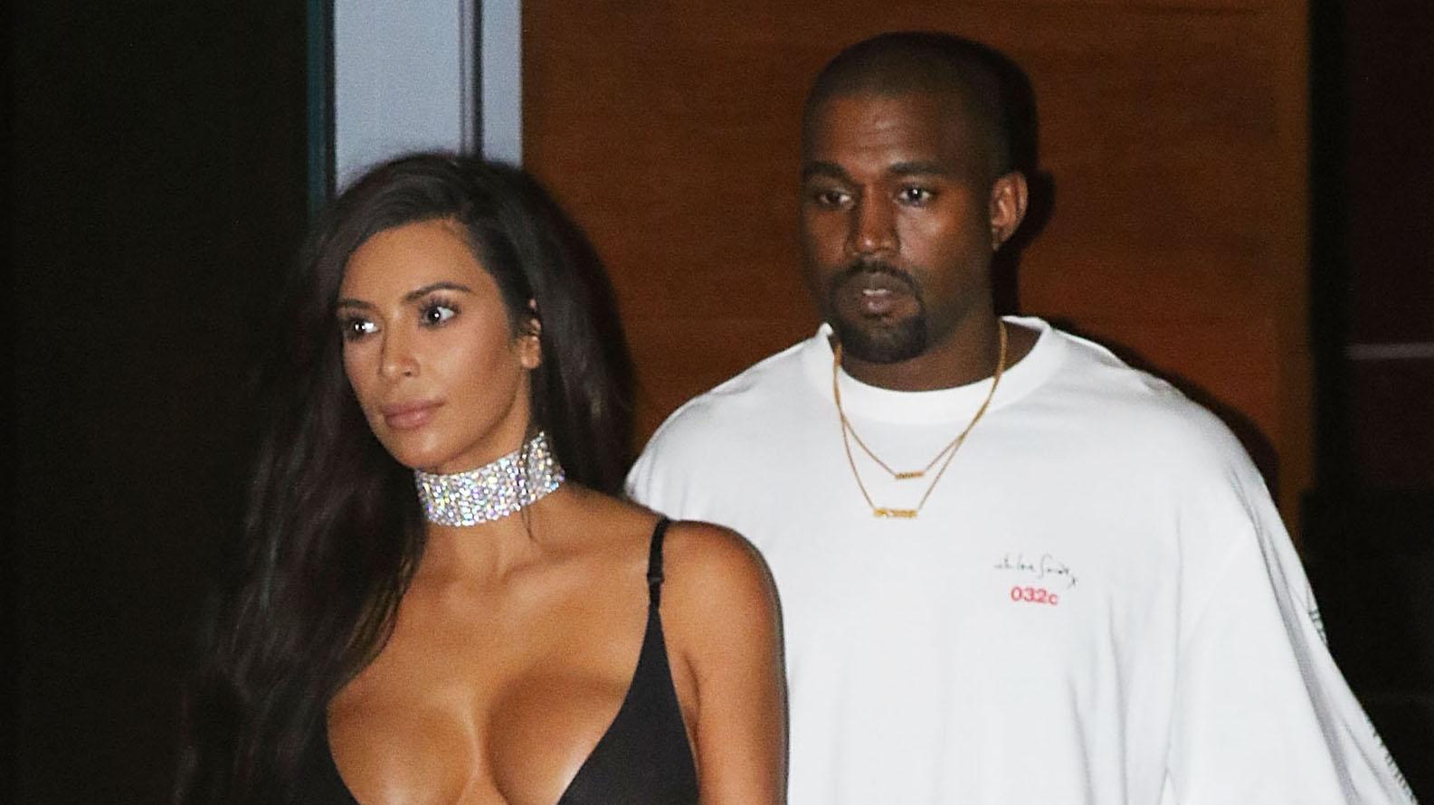 Kim Kardashian Talks on Ellen: North Hardly Talks to Saint ...