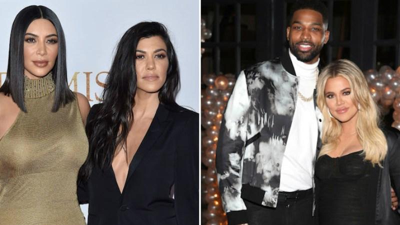 4b333ab7007e Kim and Kourtney Kardashian Share Turks and Caicos Photos Amid Tristan  Thompson Cheating Scandal
