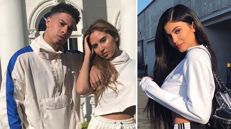 c4f31d396b80 The ACE Family Finally Announced the Gender of Baby No. 2… With the Help of  Bestie Kylie Jenner!