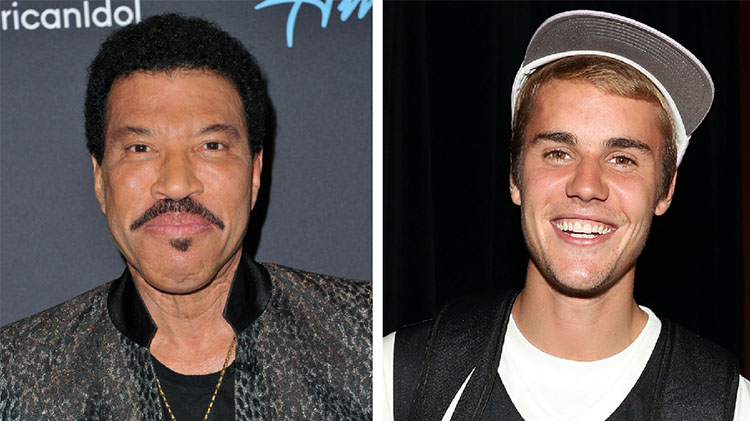 Lionel Richie Throws Shade At Daughgter Sofia S Ex Justin Bieber