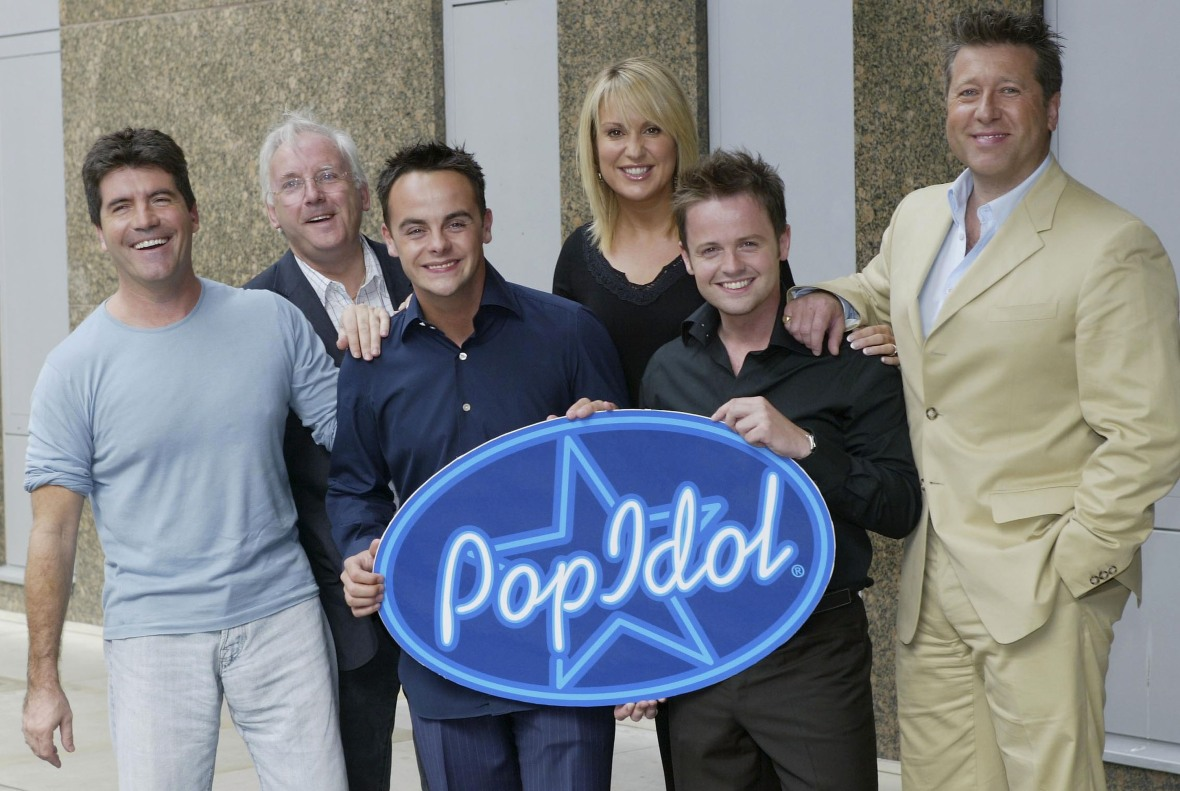 pop idol getty