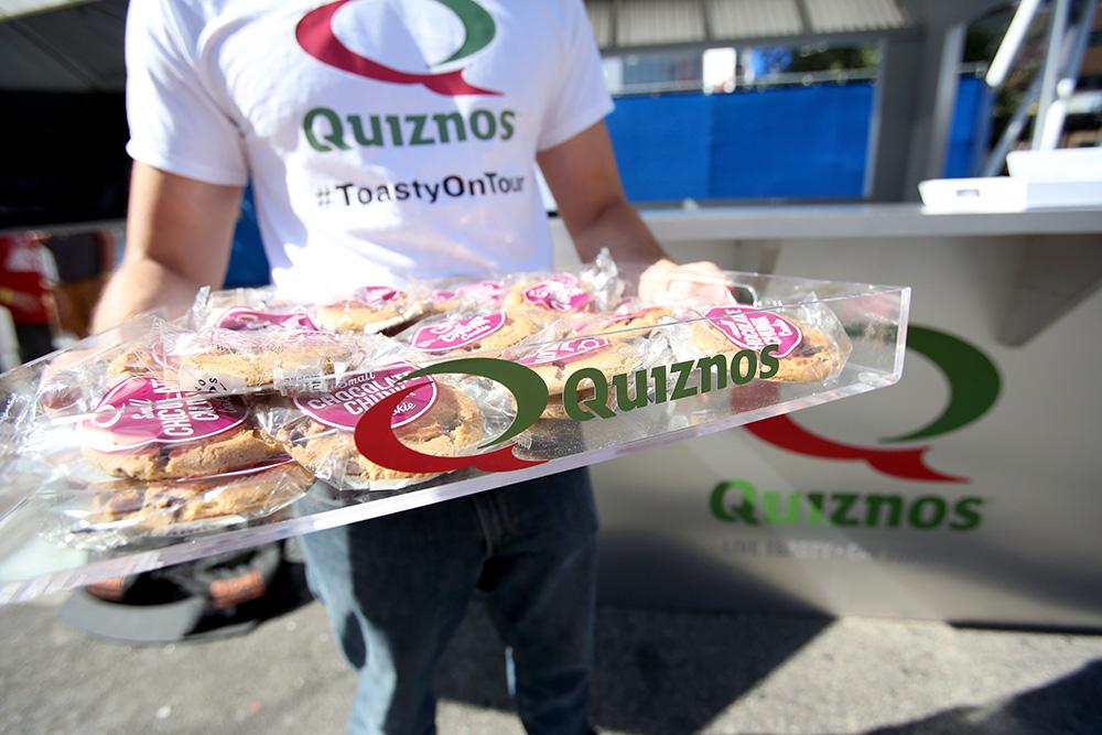 quiznos getty