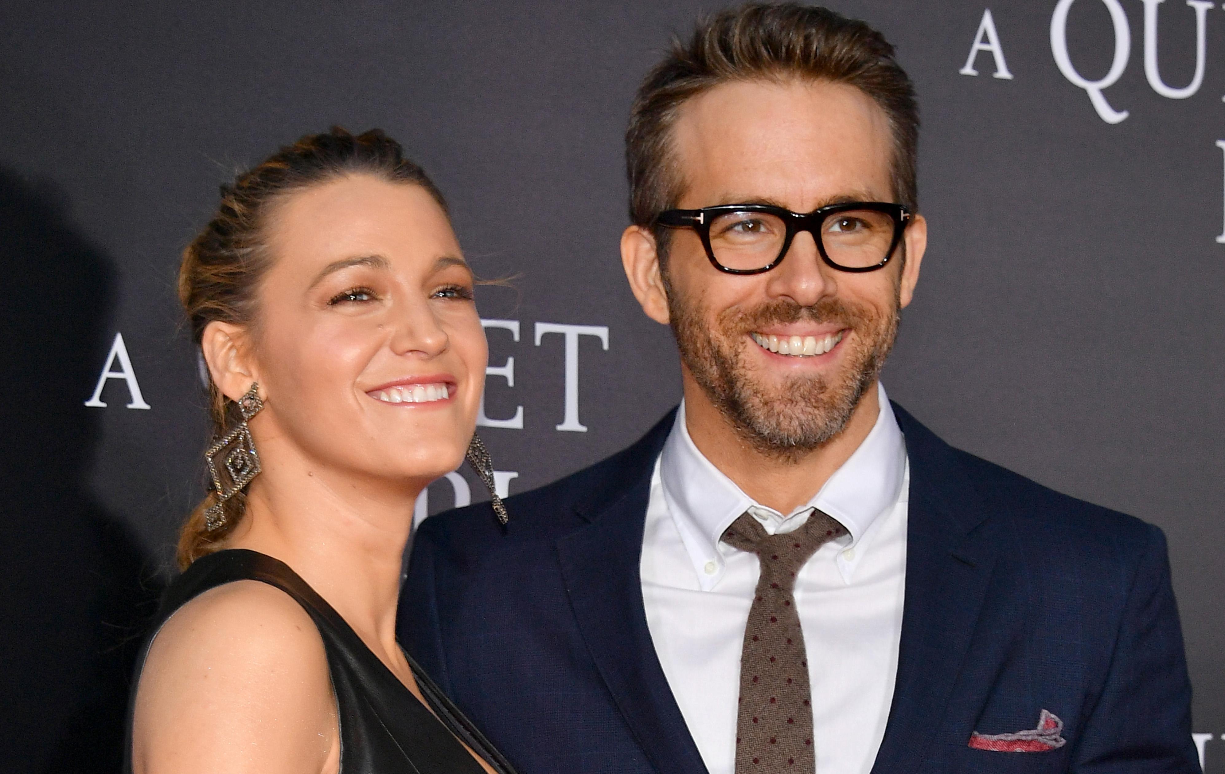 Ryan Reynolds Talking About Blake Lively Split Rumors Is Hilarious