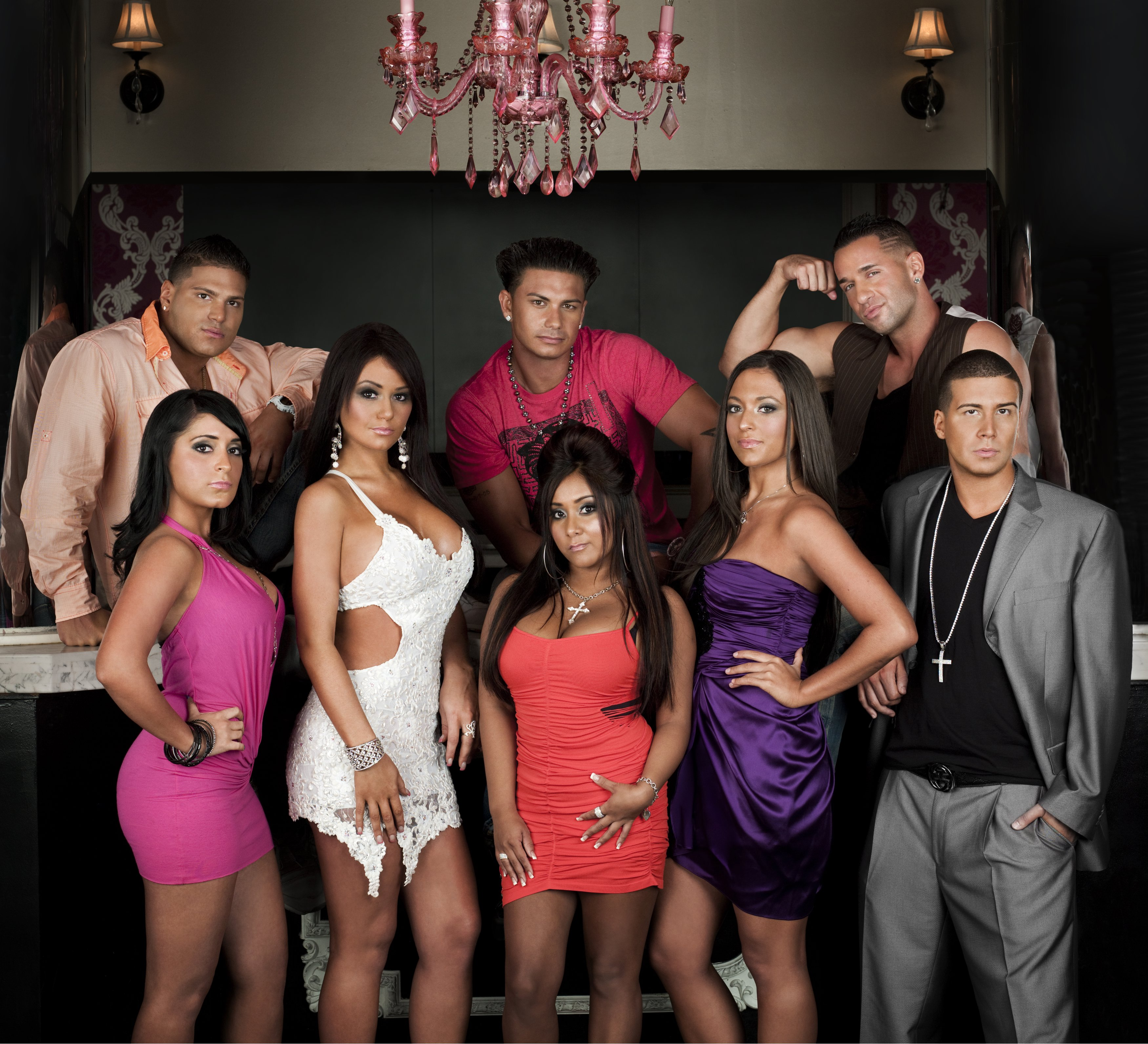 Jersey Shore' Cast Then and Now: Transformation Photos