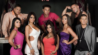 Jersey Shore Cast Then and Now Transformation Photos