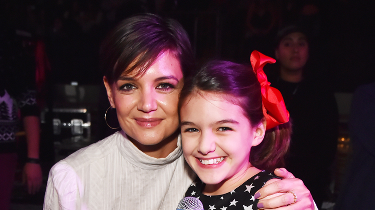 suri cruise getty images