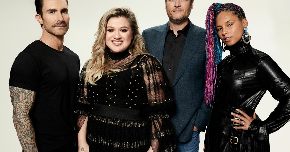 How Much Do The Voice Judges Get Paid Find Out Their Salaries