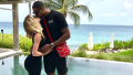 tristan-thompson-flirting-mystery-woman