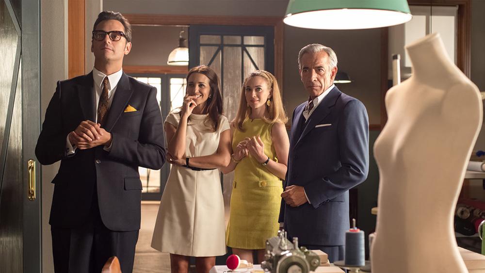 Velvet Collection Season 2 — Stars Start Filming Netflix