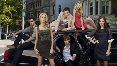 Gossip Girl Cast Then and Now