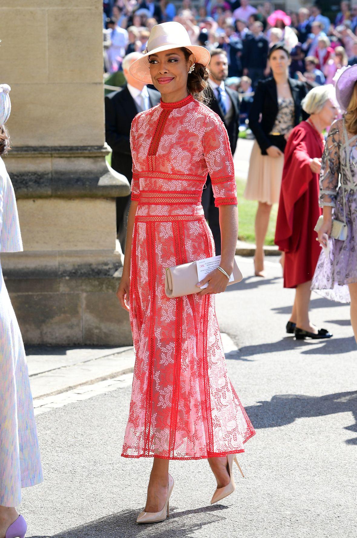 gina torres royal wedding