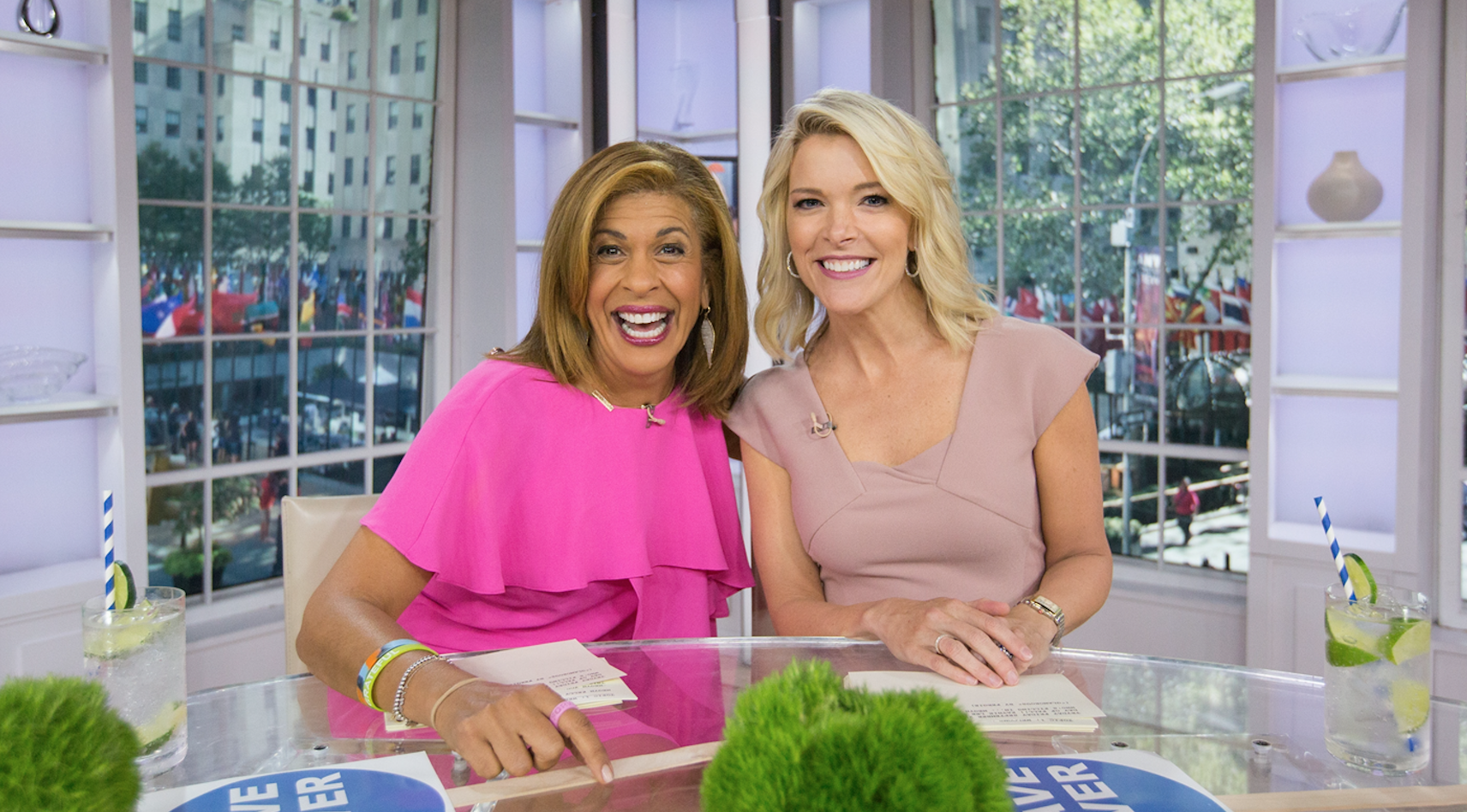 what happened to hoda kotb on the today show