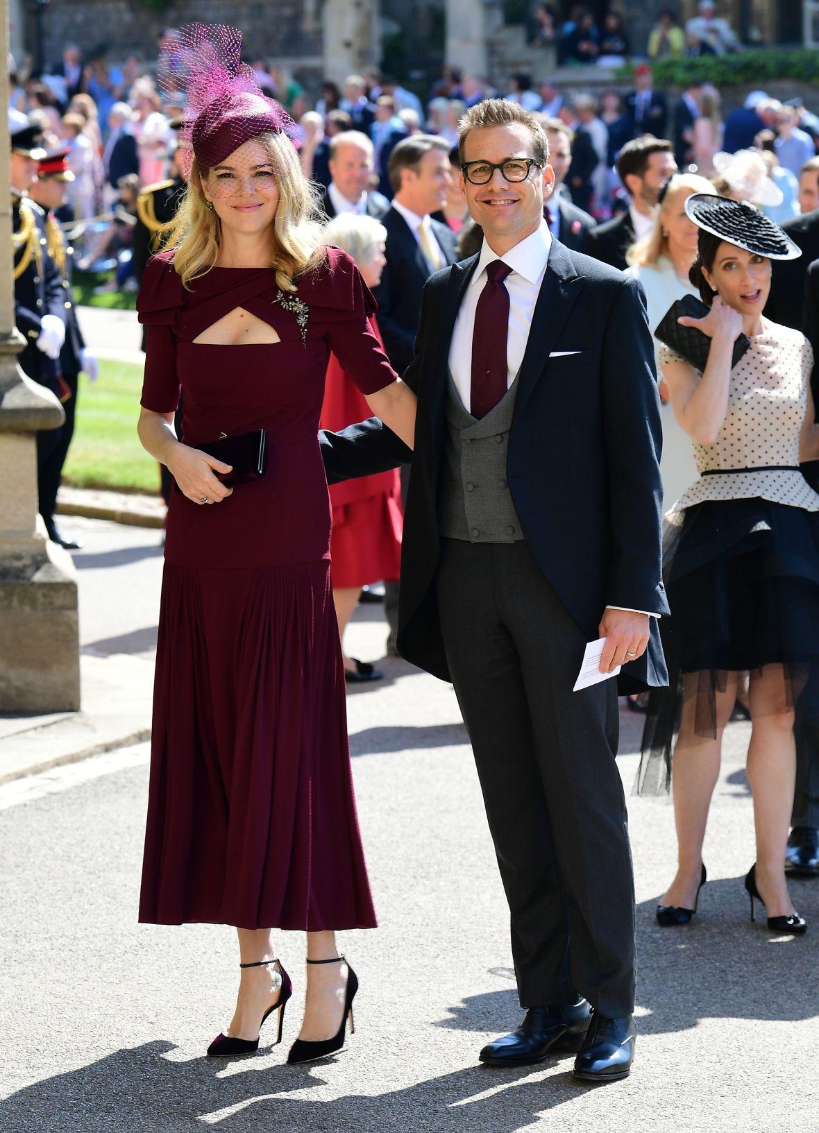 jacinda barrett royal wedding