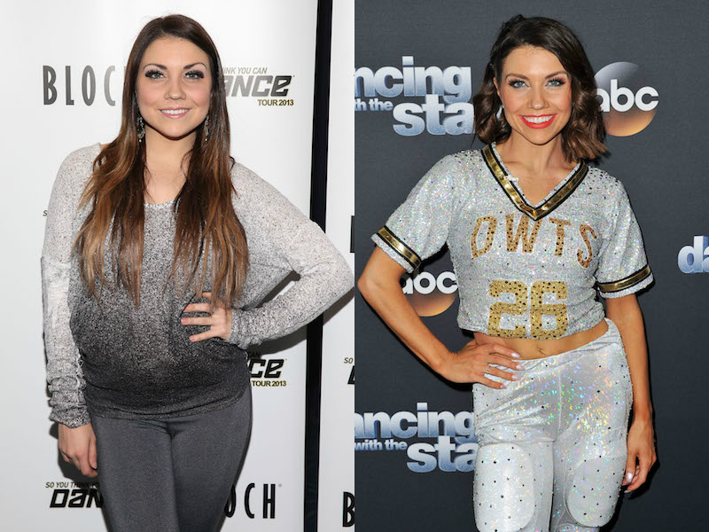 jenna johnson before and after weight loss