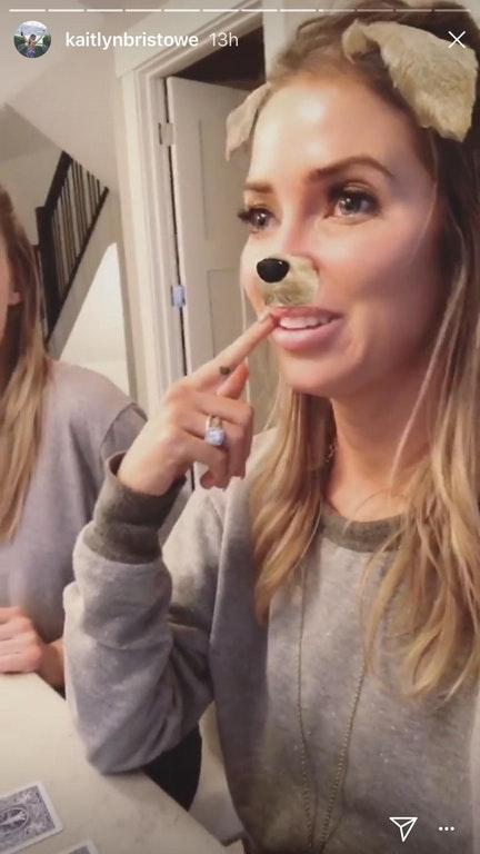 kaitlyn bristowe ring, instagram