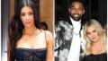 Kim-Kardashian-Split-Tristan-Thompson-Khloe-Kardashian-Posing
