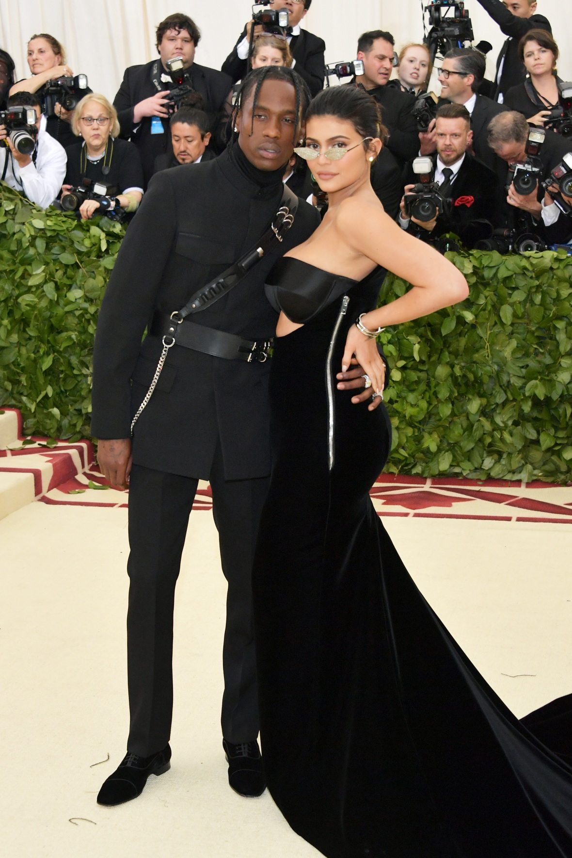 kylie jenner, getty images