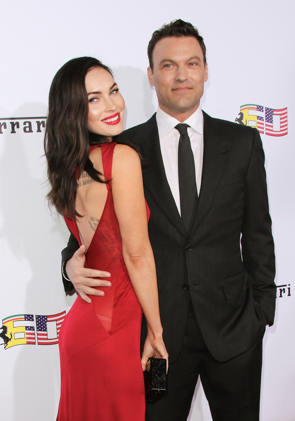 megan fox brian austin green getty