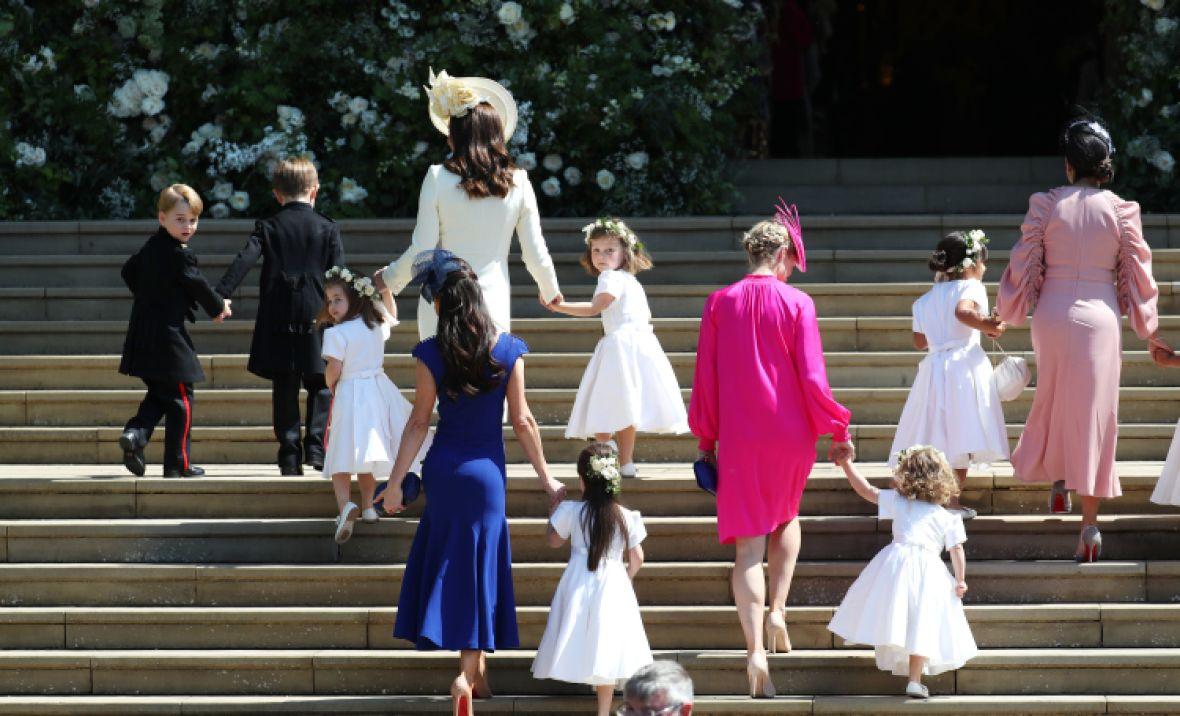 meghan markle bridesmaids