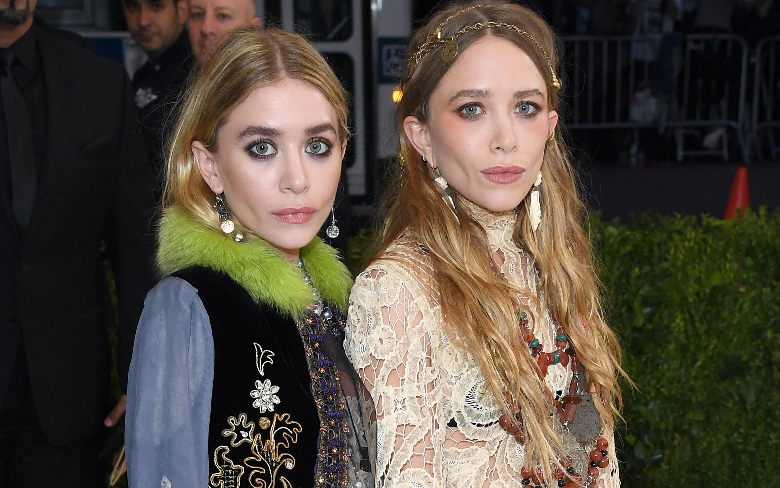 Oh lala, la  Pedroche,  el tópic  del  #teamatabal Olsen-twins-met