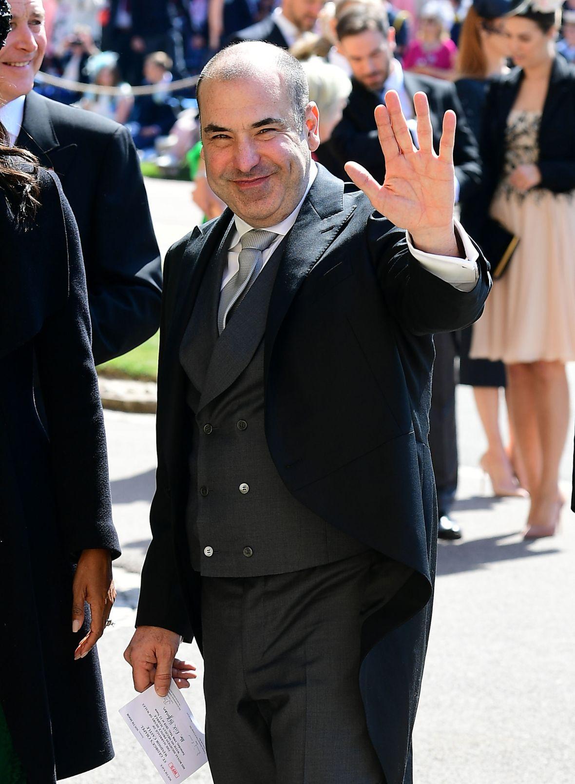 rick hoffman royal wedding