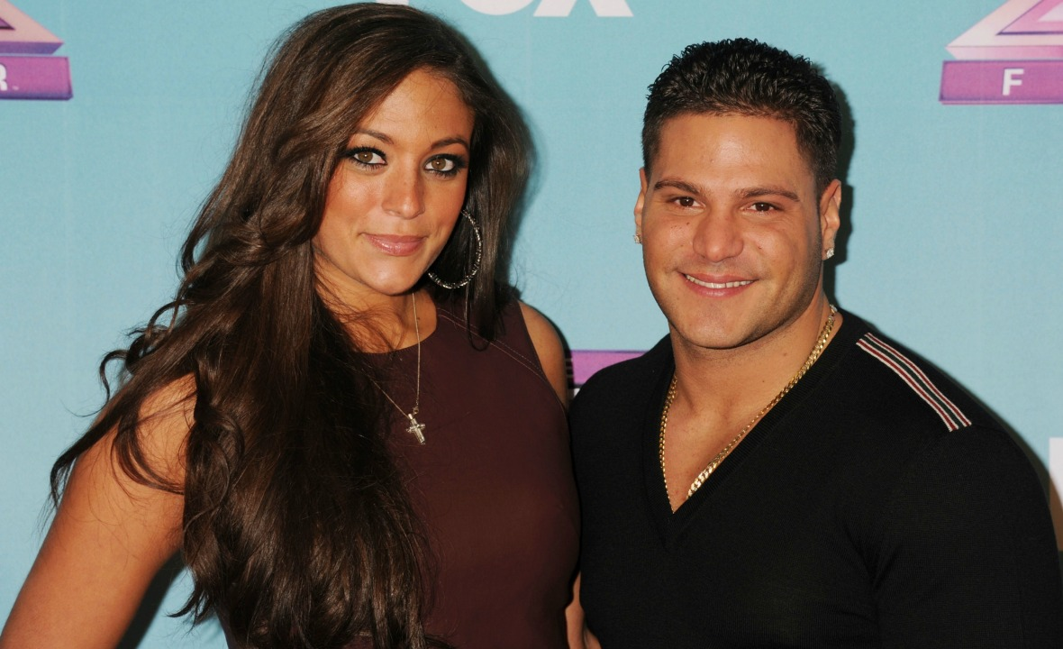 """ronnie ortiz-magro sammi \\\\\\\\\""""sweetheart\\\\\\\\\"""" giancola getty images"""
