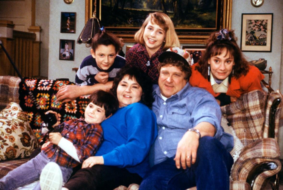 roseanne - tv series