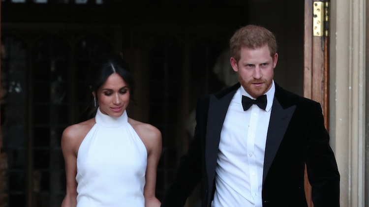 Royal Wedding Reception.Royal Wedding Evening Reception Inside Harry And Meghan S Party