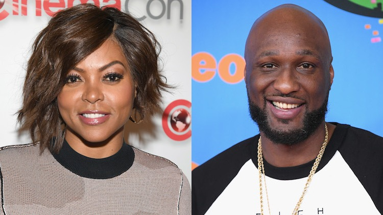 Taraji P Henson Engaged To Lamar Odom Did He Propose Prior To Khloe Kardashian