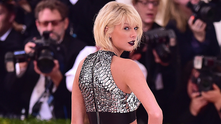 Taylor Swift Skipped The Met Gala To Prep For First Reputation Concert