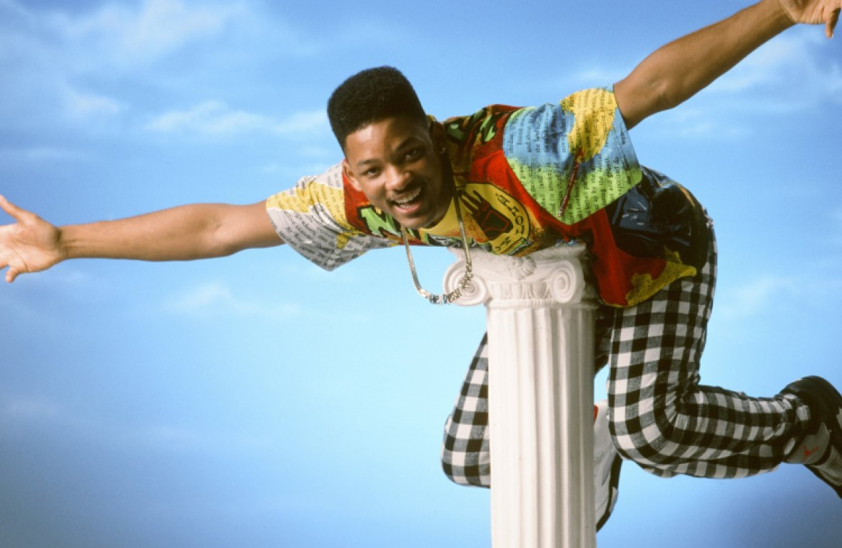 will smith fresh prince getty images