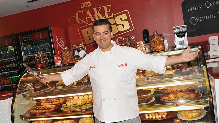 Cake Boss Star Buddy Valastro Shows Off Drastic Weight Loss