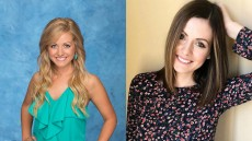 Carly Waddell Before and After bachelor nation glow ups