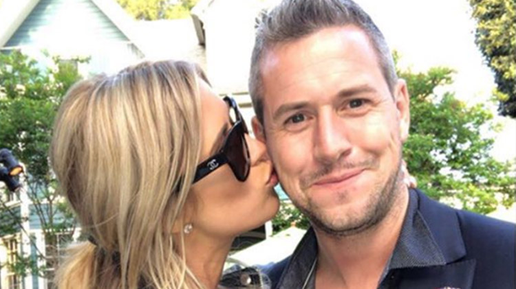 Chirstina and Ant Anstead