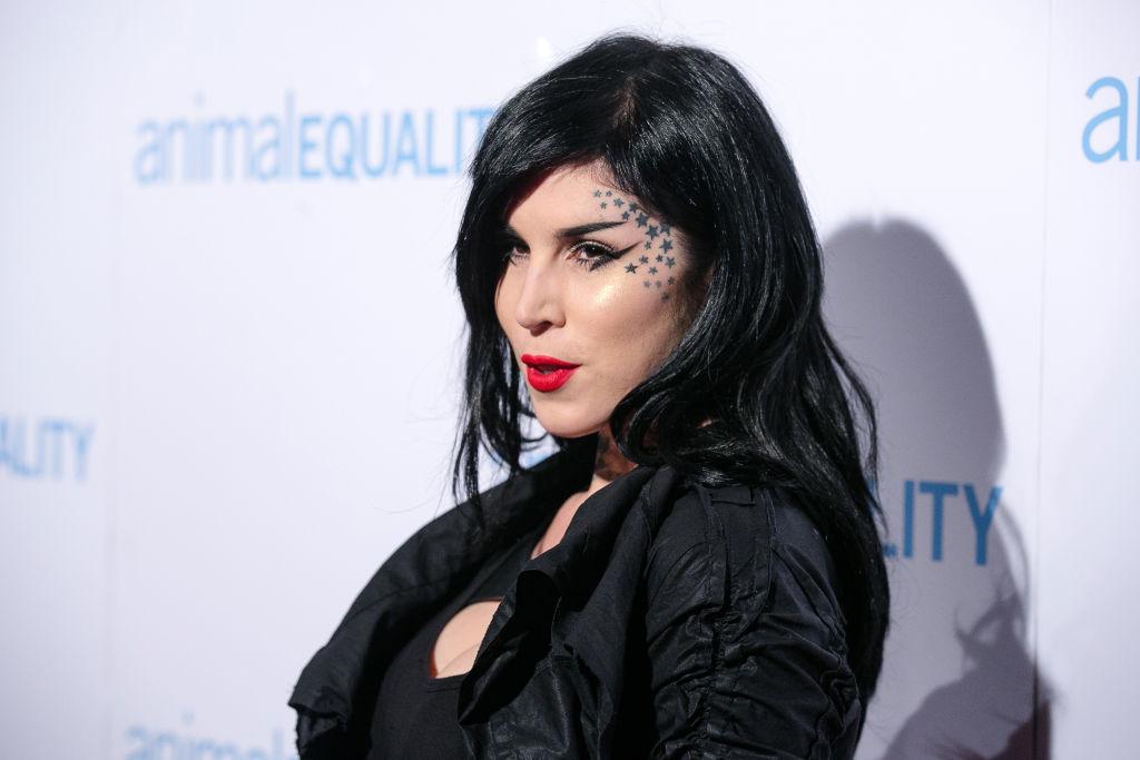 Kat Von D Antisemitic Allegations Controversy Around The La Ink