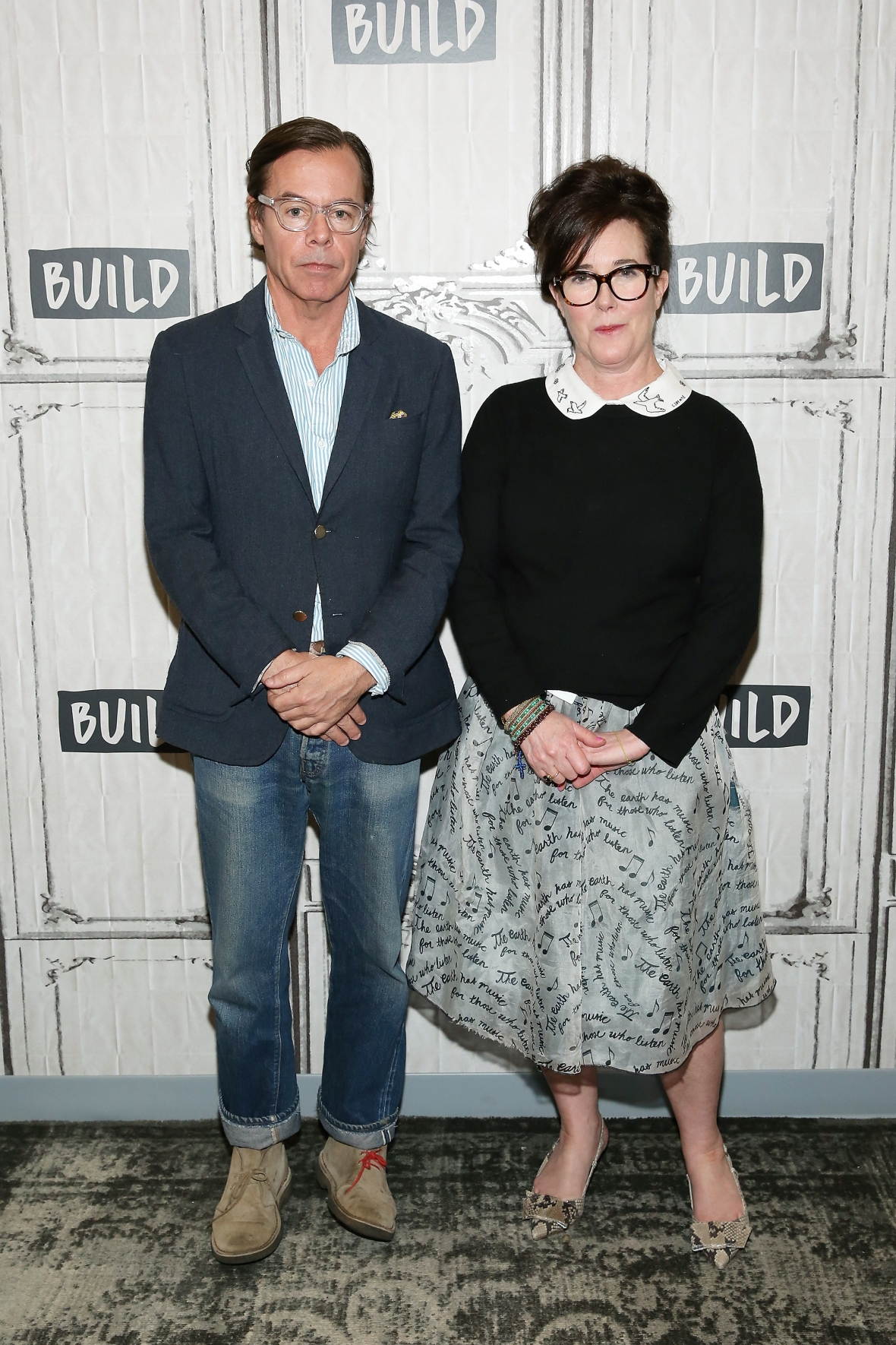 kate spade andy spade getty images