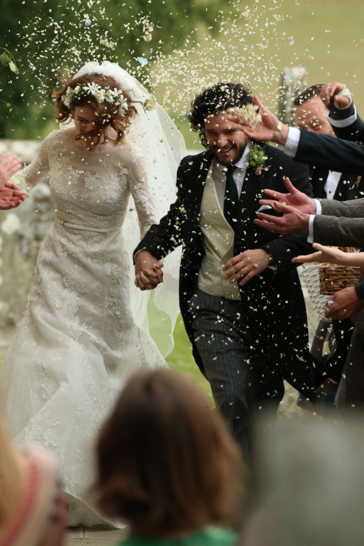 kit harington rose leslie wedding