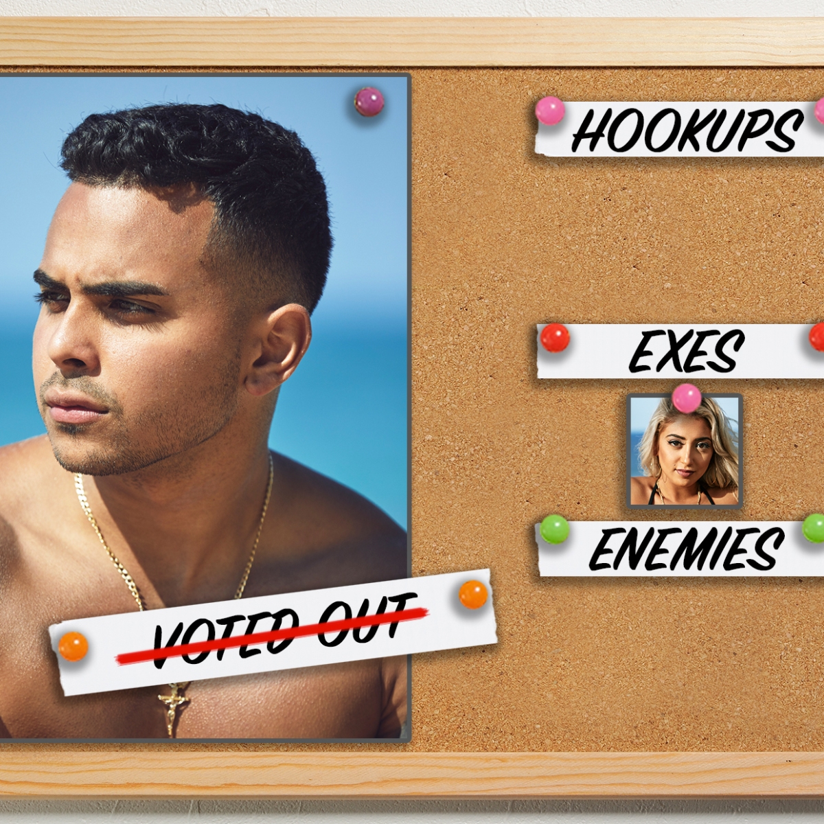 Ex on the Beach Relationships: Who's Hooked up With Who?
