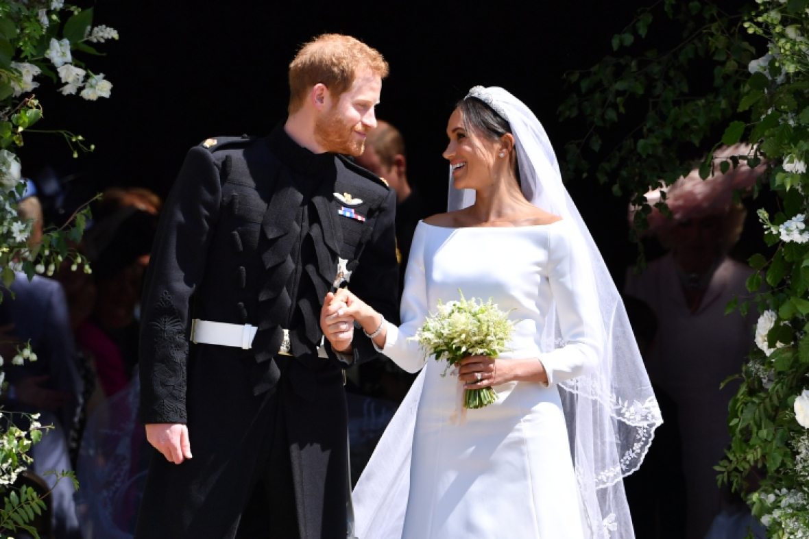 prince harry and meghan markle getty images