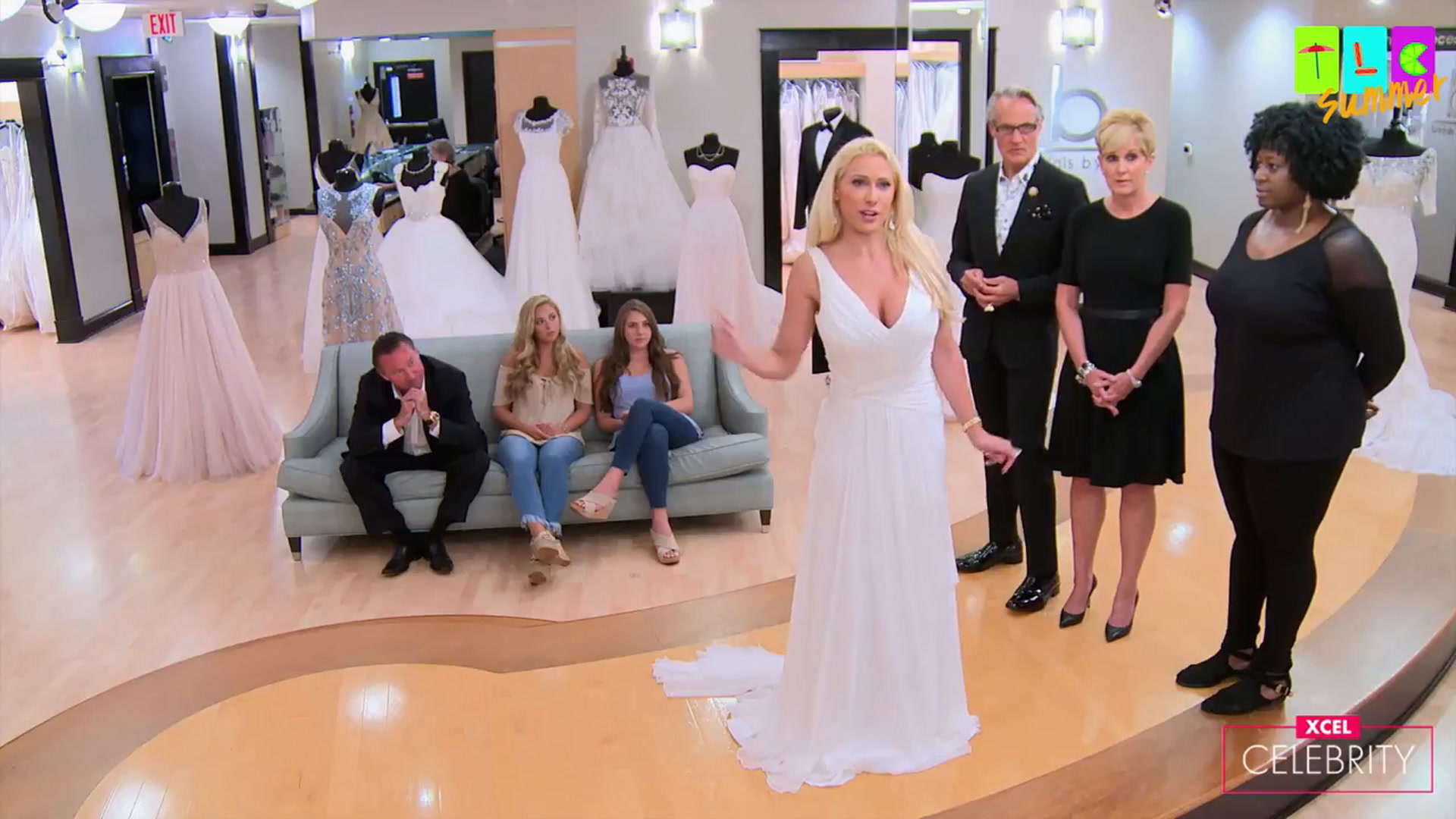 'Say Yes to the Dress Atlanta' Sneak Peek Bride Carla Can't Find the Right Dress
