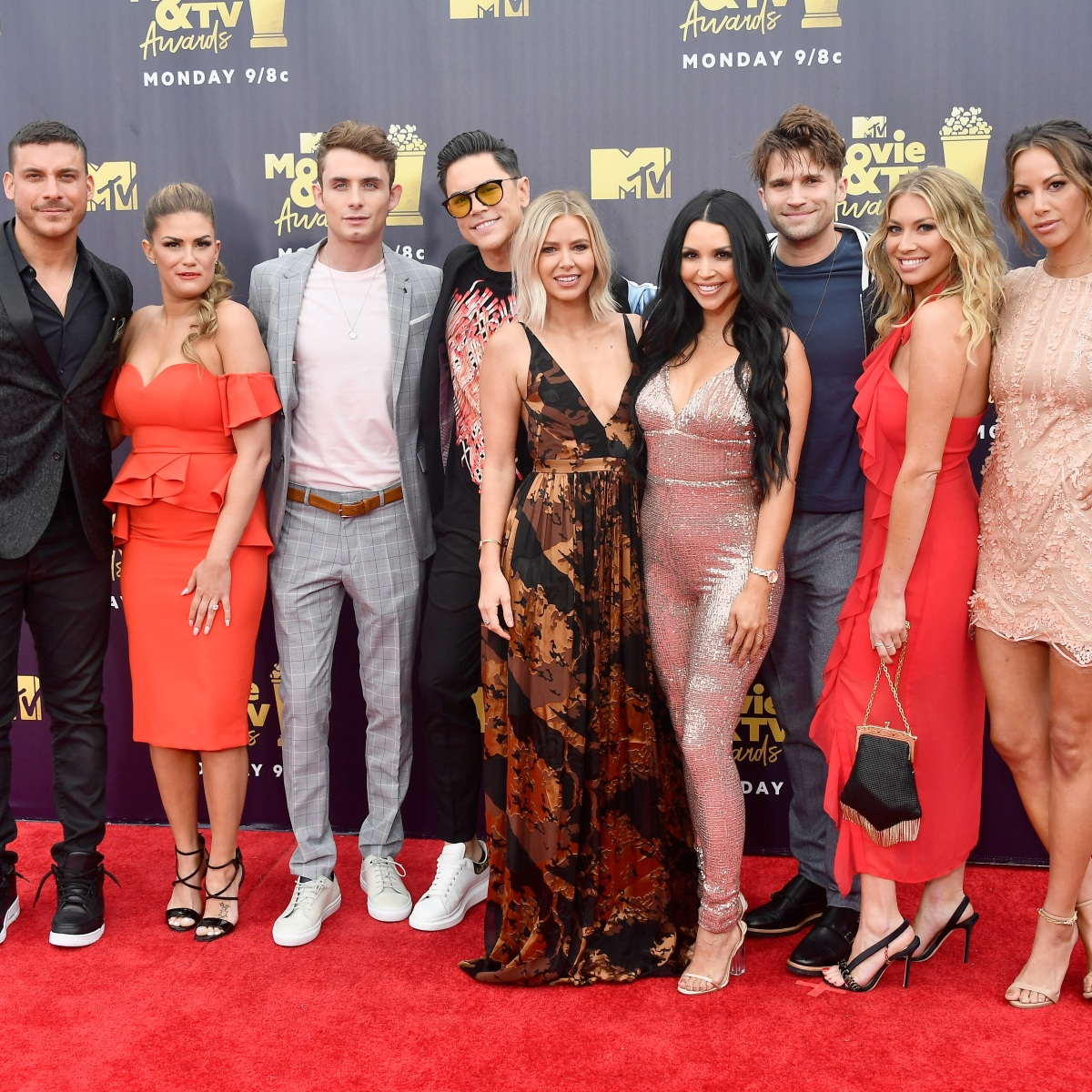 MTV Movie and TV Awards Red Carpet: See What All of the