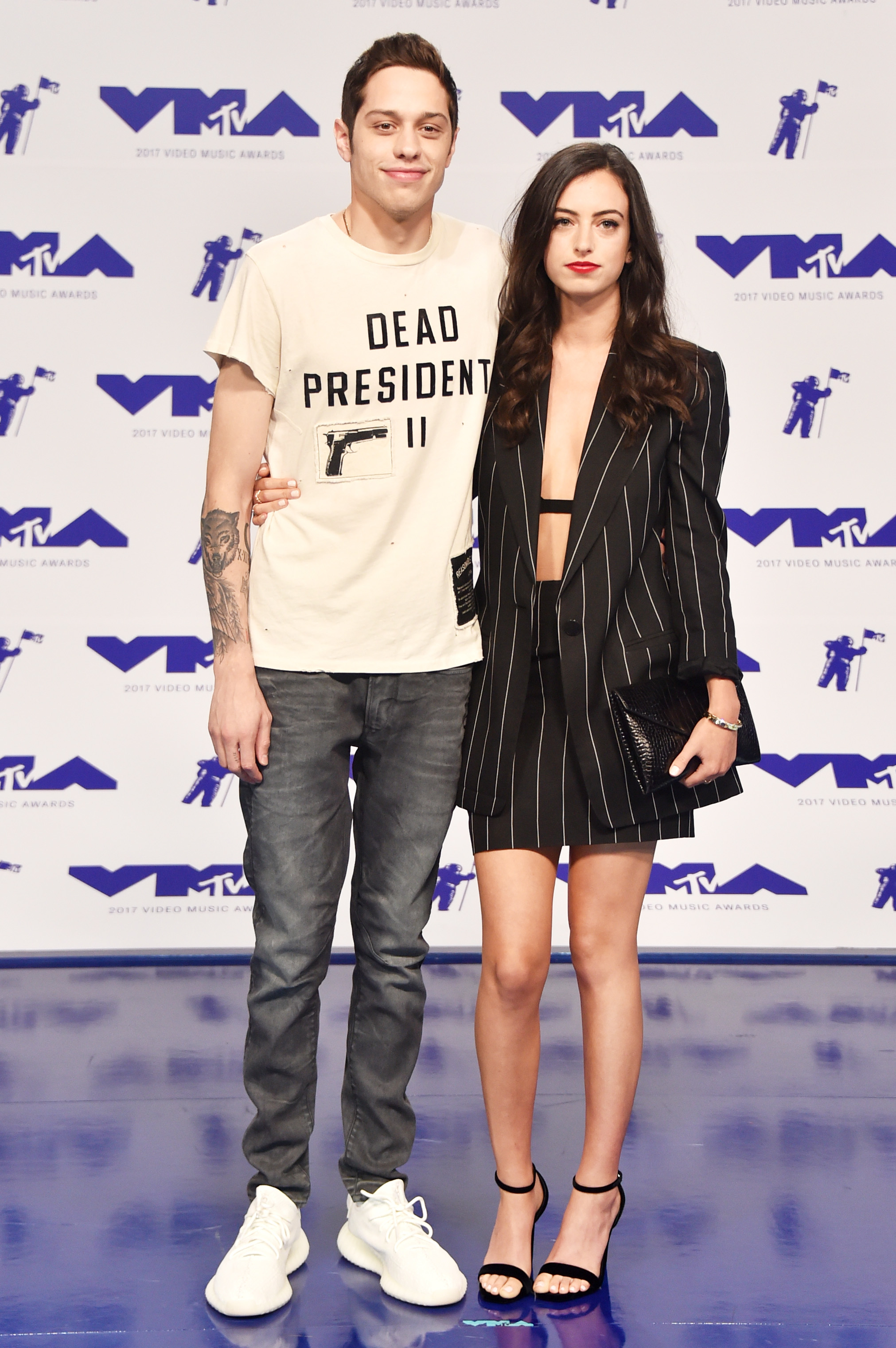 a6cd1d1f77ce Pete Davidson s Ex-GF Cazzie David Seemingly Shades His Relationship With  Ariana Grande