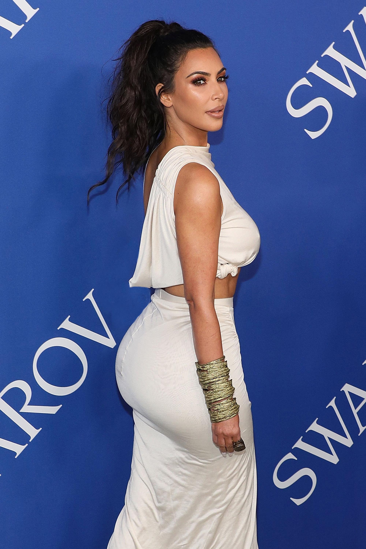 Kim Kardashian KKW Beauty 90s Mattes Campaign   Fashion ...   Kim Kardashian
