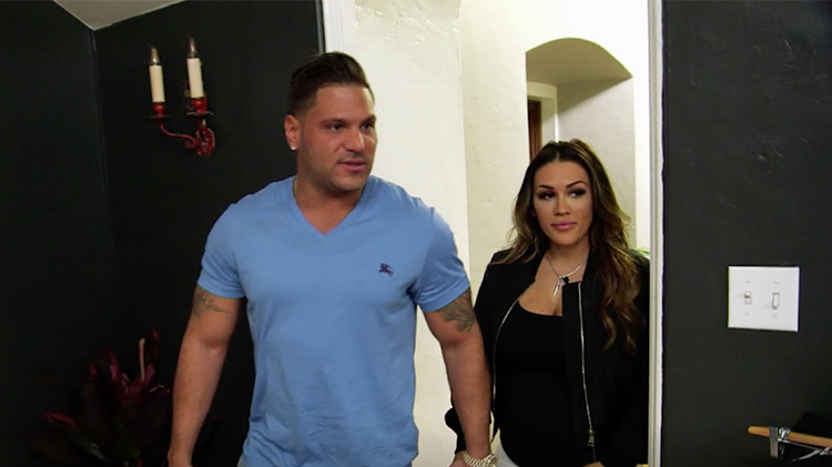 Ronnie Ortiz-Magro Accuses Jen Harley of Extortion