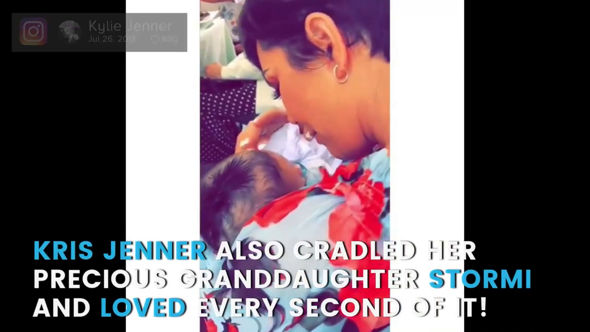 Kendall Jenner Playing With Baby Stormi Is the Cutest Thing You'll See All Day